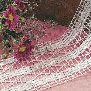 Crocheted Edging & Borders