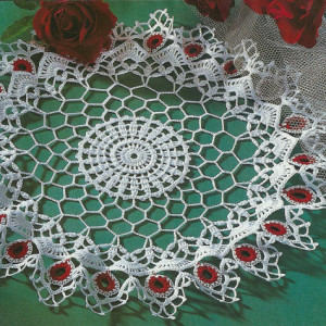Crocheted Doily's